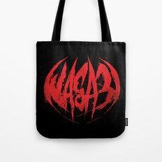 Bloody.Logo. Tote Bag