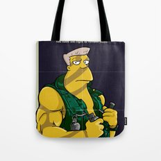 McBain Tote Bag