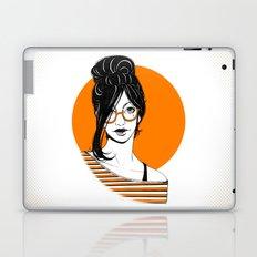 GIRL 01 Laptop & iPad Skin