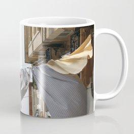 Last night's documents - Life signs Coffee Mug