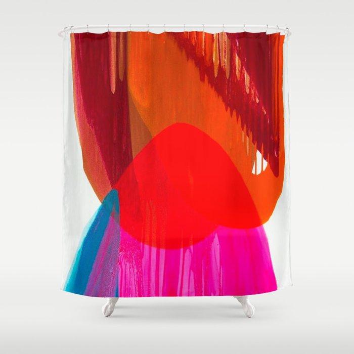Society Swag Shower Curtain By Wankerandwanker