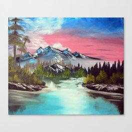A Dream away Canvas Print