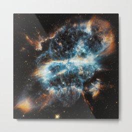 Planetary nebula NGC 5189 Metal Print