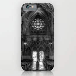 Holy Place iPhone Case
