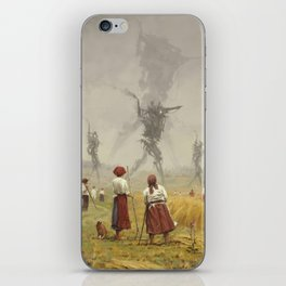 1920 -The march of the Iron Scarecrows iPhone Skin