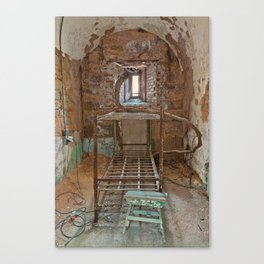 Serpent Prison Cell Canvas Print