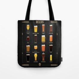 Beer Guide Tote Bag