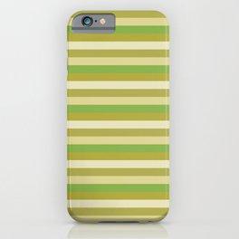 Stripey 11 iPhone Case