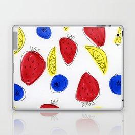Mixed Fruit Laptop & iPad Skin