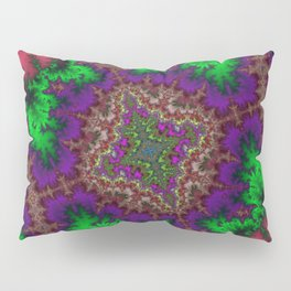 Fractal Ball Pillow Sham