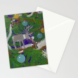 Christmas Connection Stationery Cards