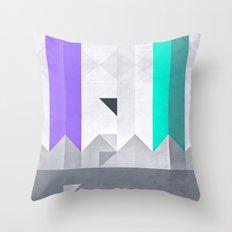 sww byym Throw Pillow