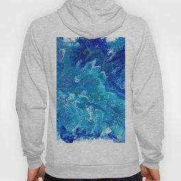 Dark Ocean Blue Hoody