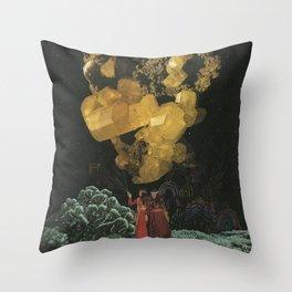Intertidal Throw Pillow