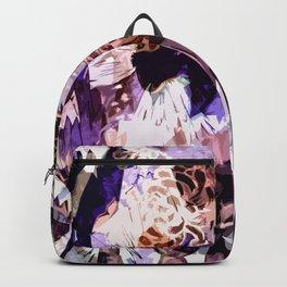 Purple evening Backpack