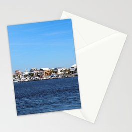 View Of Pleasure Island Stationery Cards