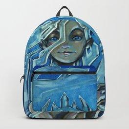 Ice Afro Queen Backpack