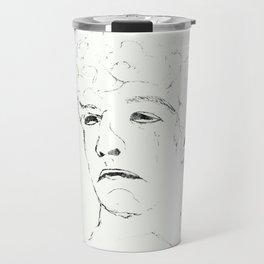 Suppress sadness 2 Travel Mug