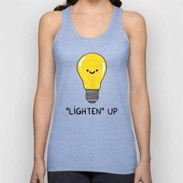 LIGHTEN up Unisex Tank Top