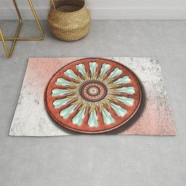 Wheel Rug