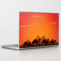 camel Laptop & iPad Skins featuring Camel by aleksander1