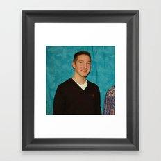 That guy Framed Art Print