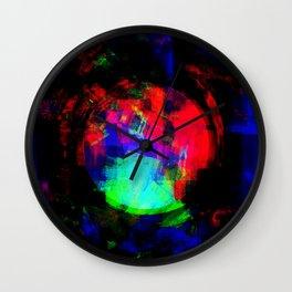 A World Endangered Wall Clock