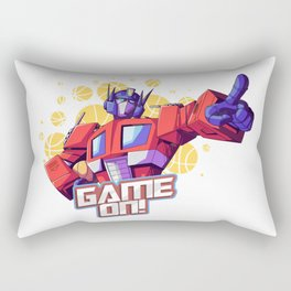 Game on! Rectangular Pillow