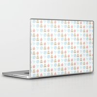 airbender Laptop & iPad Skins featuring The Avatar Cycle by Glassy