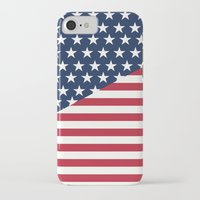 flag iPhone & iPod Cases featuring Flag by dani