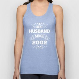 Best Husband Since 2002 Unisex Tank Top