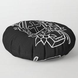 Don't Fear the Reaper Floor Pillow