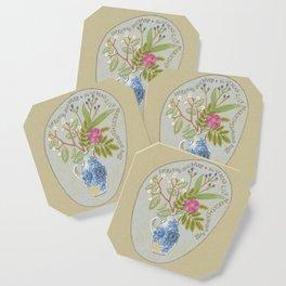 Maine Wildflowers Coaster