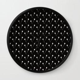 Dum Dum (inverse) Wall Clock