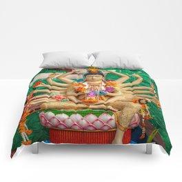 Buddhist Goddess Comforters