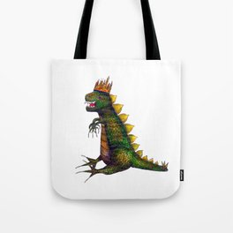 King of the City Tote Bag