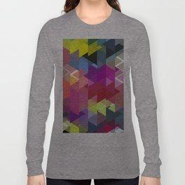 Triangle No. 2 Long Sleeve T-shirt