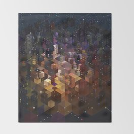 City of Lights Throw Blanket
