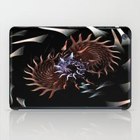 hydra iPad Cases featuring Teeth of the Hydra by Brian Raggatt