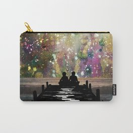 The Universe Was Ours Carry-All Pouch