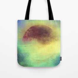 Circle Composition III Tote Bag
