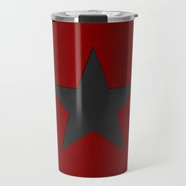 Winter Soldier Book Travel Mug