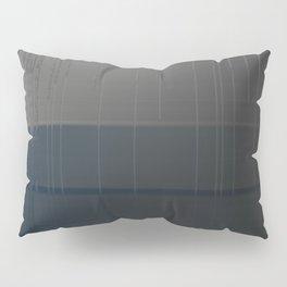 Gray Blue 02 Pillow Sham