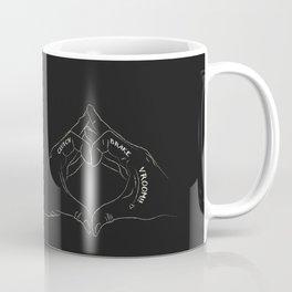 CLUTCH BRAKE VROOM Coffee Mug