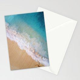 Dream Beach Wave II Stationery Cards