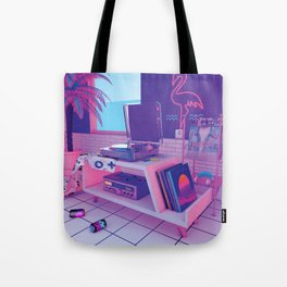 spinningwave Tote Bag