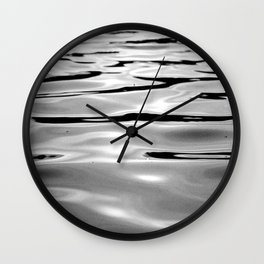 Water one Wall Clock