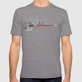 Red Leader to Goose, It's A TRAP! T-shirt