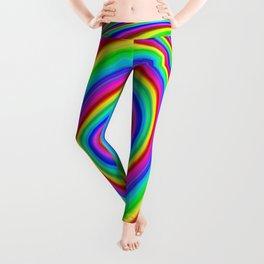 Rainbow Hypnosis Leggings
