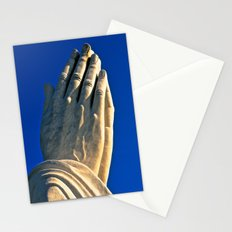 The Day's Final Prayer Stationery Cards